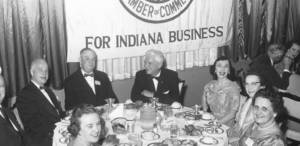 Indiana Chamber of Commerce Mission / Leadership