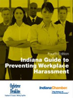 Indiana Guide to Preventing Workplace Harassment - 4th Edition